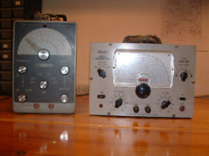 vintage electronic test gear