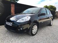 2009/59 Renault Clio 1.5dCi Expression 5DR, ONLY 60000 MILES,£30 PER YEAR ROAD