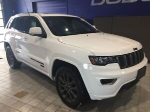 2017 Jeep Grand Cherokee Limited 75th Anniversary Edition  LTD 4