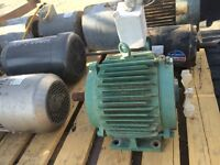 Reliance Electric 3hp motor
