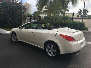 2009 Pontiac G6 Cabriolet