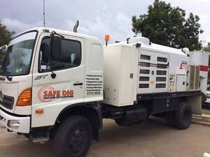 4x4 Hino GT Dry-Vac Truck Sumner Brisbane South West Preview