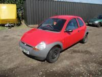 2004 Ford Ka 1.3i Duratec Petrol Manual 3 Door Hatchback Red MOT