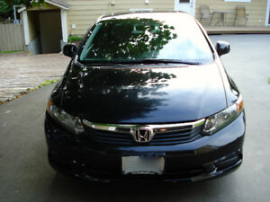 2012 HONDA CIVIC EX LOADED 40 MPG, Fun & Functional
