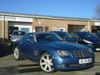 2004 04 CHRYSLER CROSSFIRE 3.2 V6 2D 215 BHP