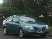 Nissan Primera 1.8 SE,VERY LOW MILEAGE,READY TO DRIVE
