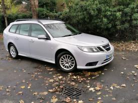 08 Saab 93 1.9TiD Estate in good condition