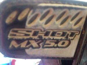 Motocross boots size 10 Peterborough Peterborough Area image 4