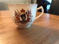 Queen Elizabeth Coronation Mug