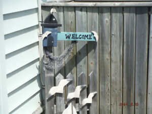 WATERFRONT COTTAGE FOR SALE IN SHEDIAC AREA