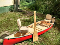 Canoe for sale $400 Nego!