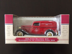 Canadian Tire Diecast Truck - 1934 Ford Delivery