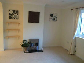 Spacious 2 bedroom maisonette in central Abingdon, unfurnished & available immed. £950