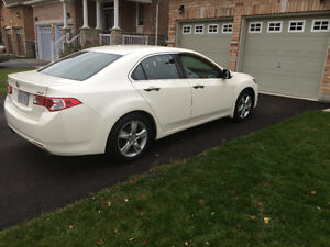 2010 Acura TSX Chrome Sedan
