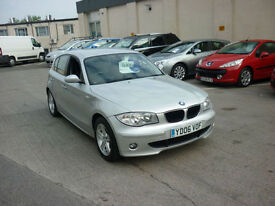 2006 BMW 120 2.0TD auto 163bhp d SE Finance Available,