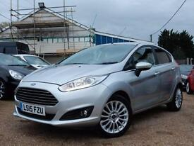 2015 15 Ford Fiesta 1.6 Titanium Powershift 5dr - RAC DEALER