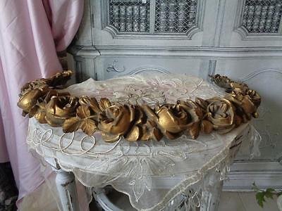 Antiker CIEL DE LIT Betthimmel Frankreich um 1900 *** shabby chic ***