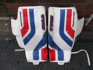 Goalie Pads & Gloves