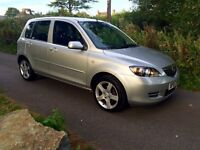 07 Mazda 2 Capella 1.4 - only 68k with FSH & New MOT - 2 Owners