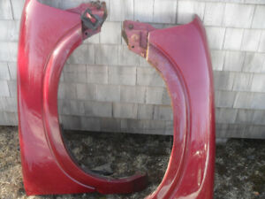 F/S , 98-05  S10 , Sonoma , jimmy & Blazer  R&L Fenders (used)