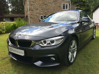 STUNNING BMW 4 SERIES 430d M SPORT COUPE 3.0 258ps AUTO COUPE 420D 435D