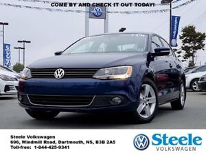 2014 VOLKSWAGEN JETTA Comfortline - Certified, TDI, Low Interest