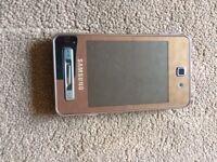 Samsung tocca