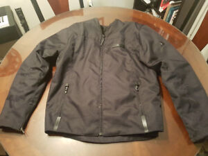 ICON DEVICE Motorcycle Jacket - size 3XL