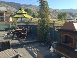 Executive style modular home in nicest park in Kamloops