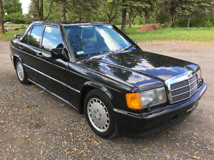 "Mercedes-Benz 190e, 2.3-16 valve ""Cosworth"""