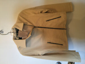 Authentic Roots Leather Jacket