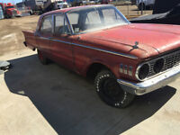 1961 Comet 4dr for sale
