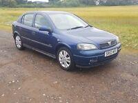 Vauxall Astra 1.6 16v SXi