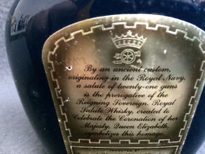 Collectible Antique Royal Salute Scotch Whisky Bottle London Ontario image 6