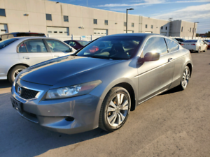 2008 Honda Accord Coupe / Leather/* Certified *