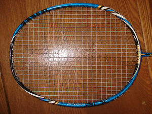 Badminton Racquet Stringing
