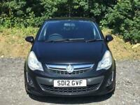 2012 Vauxhall Corsa 1.2 Limited Edition 3dr - NEW MOT - AIRCON - CRUISE CONTROL