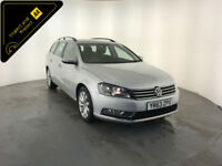 2013 VOLKSWAGEN PASSAT HIGHLINE TDI AUTO ESTATE 1 OWNER SERVICE HISTORY FINANCE