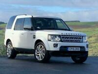 2015 Land Rover Discovery 3.0 SDV6 HSE 5d 255 BHP Auto Estate Diesel Automatic
