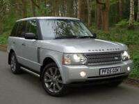 2005 Land Rover Range Rover 4.2 V8 auto Supercharged Vogue SE..LPG CONVERSION!!