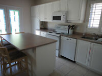 Full white kitchen with appliances (without appliances $2500)