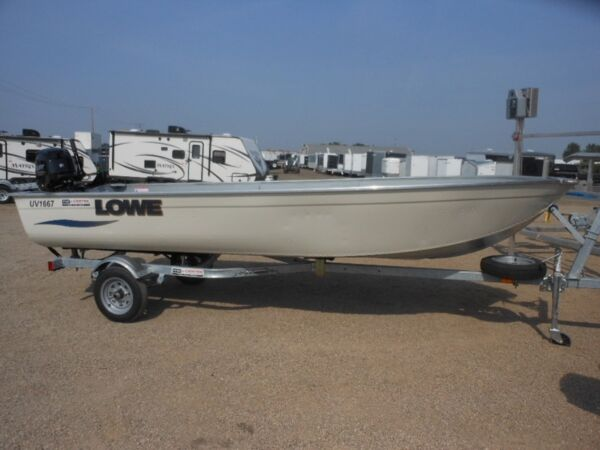 Used 2015 Lowe Boats other