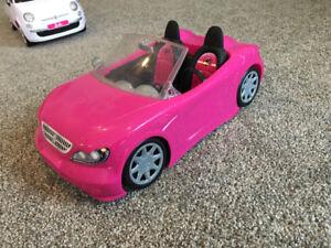 Barbie Convertable Cars