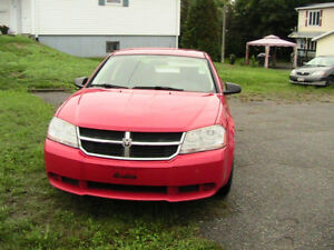 dodge avenger equipee complet 1650 dollars