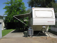 RV Pad for Rent - Osoyoos BC