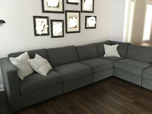 Steven and Chris Sectional