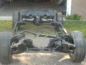 81 malibu roing chassis