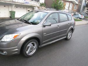 2006 Pontiac Vibe Familiale