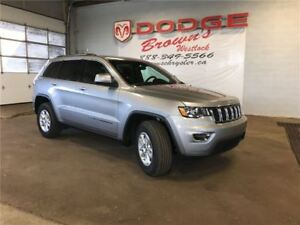 2018 Jeep Grand Cherokee Laredo 4X4  3.6L V6 8 Speed Auto