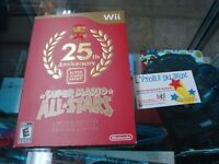 JEUX WII :¦:--:¦:--:¦: MARIO ALL-STARS :¦:--:¦:--:¦:
